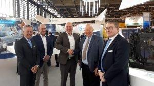 Solvay and Airborne signed Memorandum of Understanding at JEC 2019