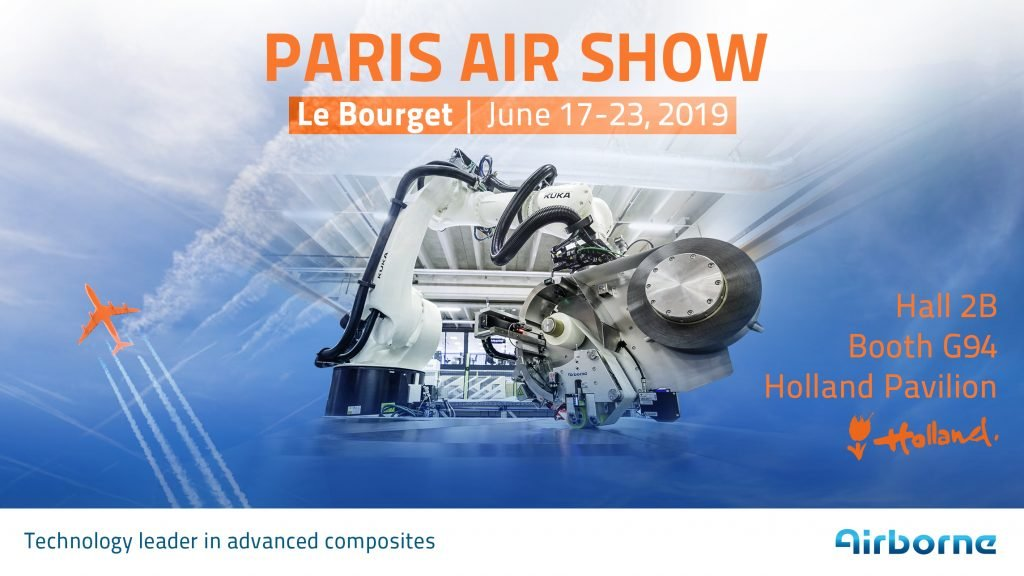Meet Airborne at the Paris Air Show 2019