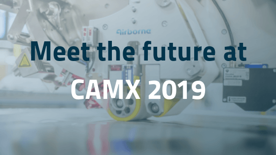 Meet the future at CAMX 2019